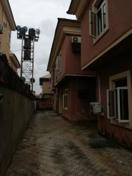 2 Bedroom Flat, Lakeview Estate, Ago Palace, Isolo, Lagos, Flat for Rent