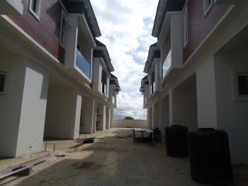 4 Bedroom Terraced Duplex, Chevron Drive, Lekki Expressway, Lekki, Lagos, Terraced Duplex for Sale