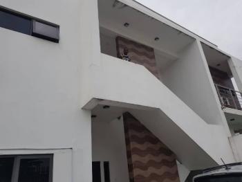 Brand New Luxury 3 Bedroom Flat Ensuite Tastefully Finished (upstairs) in a Serene & Secured Estate, Alpha Beach, Lekki Phase 2, Lekki, Lagos, Block of Flats for Sale