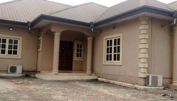 Tastefully Finished Modern 3 Bedroom Detached Bungalow with 1bedroom Boys Quarter, Off Ogbatia Road, Woji, Port Harcourt, Rivers, Detached Bungalow for Sale