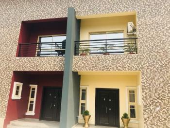 Luxury 4 Bedrooms Terrace Duplex Plus a Room Bq, Oral Estate, Ikota Villa Estate, Lekki, Lagos, Terraced Duplex for Rent