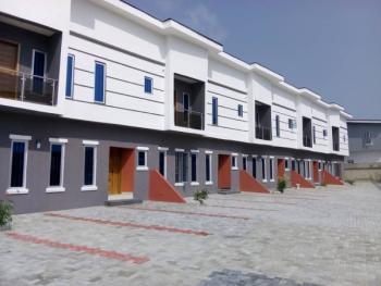 Luxury 3 Bedroom Terrace, Chevron Tollgate, Lekki Expressway, Lekki, Lagos, Terraced Duplex for Sale