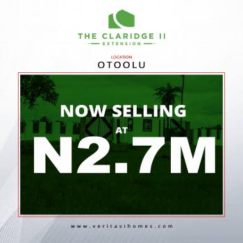 a Plot of Land, Otoolu, 10 Mins Drive From The Lekki Free Trade Zone, Akodo Ise, Ibeju Lekki, Lagos, Residential Land for Sale