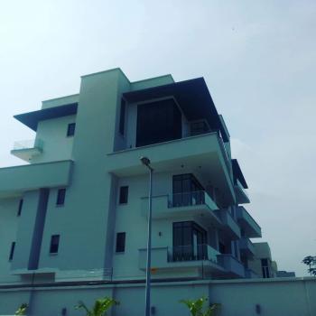 Spacious Pent Floor Luxury 4 Bedroom Maisonette with Bq, Banana Island, Ikoyi, Lagos, House for Rent