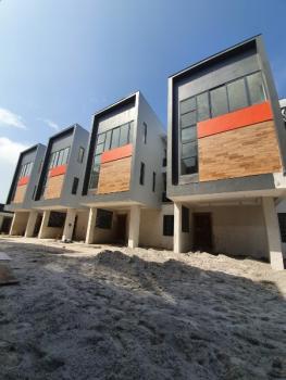 New Modern Luxury 4 Bedroom Terrace Duplex with Maids Quarters, Ikate Elegushi, Lekki, Lagos, Terraced Duplex for Sale