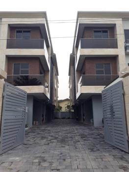 Luxury Serviced 4 Bedroom Terrace Duplex with Bq, Swimming  Pool, Gym, Ikoyi, Old Ikoyi, Ikoyi, Lagos, Terraced Duplex for Sale