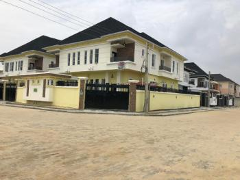 Newly Built 4 Bedroom Semi Detached Duplex with a Maids Room, Ologolo, Lekki, Lagos, Semi-detached Duplex for Sale