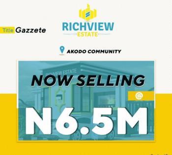 Richview Estate, Akodo Ise, Ibeju Lekki, Lagos, Residential Land for Sale