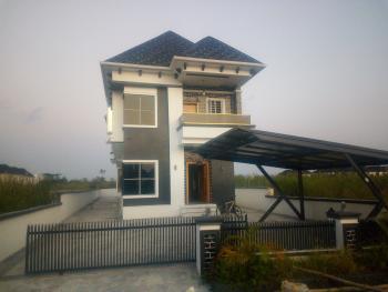 Super 4bedroom Detached with a Bq, Megamound Estate, Ikota Villa Estate, Lekki, Lagos, Detached Duplex for Rent