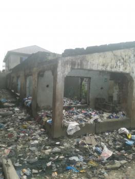 a Tenement Bungalow, Close to Pen Cinema Roundabout, Agege, Lagos, Detached Bungalow for Sale