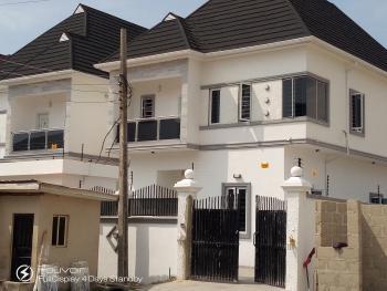 Brand New 4 Bedroom Duplex with a Bq, Agungi, Lekki, Lagos, Flat for Rent