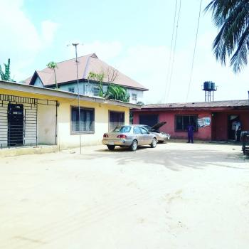 3 Nos of 3 Bedroom Flat with 2 Nos of Lockup Shop, Elidolu Street, Rumuokwurusi, Port Harcourt, Rivers, Flat for Sale