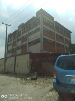 a 4 Storey Commercial Building, Gen House, Security House, Nkencho Drive, Off Ajose Street], Onigbongbo, Maryland, Lagos, Factory for Sale