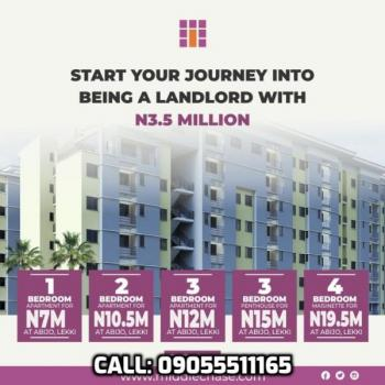 Fairfield Apartment, Abijo, Lekki, Lagos, Block of Flats for Sale
