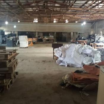 Mini Factory on 2plots, Off Okunola Bus Stop, Egbeda, Alimosho, Lagos, Factory for Sale