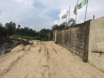 6nos - Plots Fully Sandfilled Corner Piece, Off Freedom Way Ikate, Lekki Phase 1, Lekki, Lagos, Residential Land for Sale