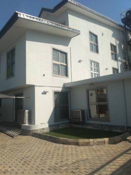 4 Bedroom Semi-detached House with 2 Rooms Bq., Behind Petrocam, Lekki Phase 1, Lekki, Lagos, Semi-detached Duplex for Rent