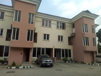 3 Bedroom Terrace with a Bq, Jibowu, Yaba, Lagos, Terraced Duplex for Rent