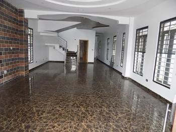 Luxury, 5 Bedroom Fully Detached Duplex with Bq in a Gated Estate, Chevy View Estate, Lekki, Lagos, Detached Duplex for Rent