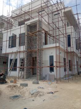 Gargantuan 5 Bedroom House with Elevator, Swimming Pool and 2 Rooms Bq, Parkview, Ikoyi, Lagos, Detached Duplex for Sale