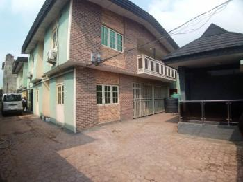 Superb 3 Bedroom Flat All Tiles Floor with Wardrobes, Cement Bus Stop, Dopemu, Agege, Lagos, Flat for Rent