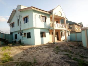 Superb 5 Bedroom Duplex All Tiles Floor 9ice Kitchen, Agege, Lagos, House for Rent