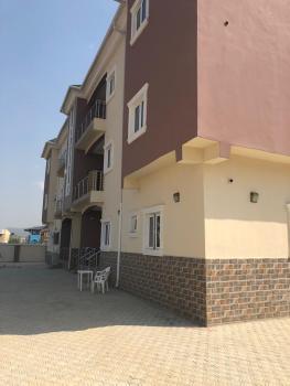Luxury Brand New Three Bedroom Flat, Navy Quarters Jahi Abuja, Jahi, Abuja, House for Rent