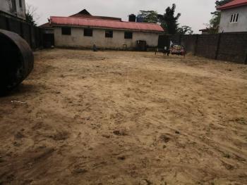 Full Plot with Mini Flat Bungalow, Balogun Town, Sangotedo, Ajah, Lagos, Residential Land for Sale