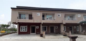 a Luxury 3 Bedroom Cornerpiece Terraced Duplex, Road 15, Phase Two, Lekki Gardens Estate, Ajiwe, Ajah, Lagos, Terraced Duplex for Rent