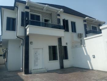 Newly Built 4 Bedroom Semi Detached Duplex, Abraham Eletu Estate Off Shoprite Road, Osapa Lekki Lagos, Osapa, Lekki, Lagos, Semi-detached Duplex for Rent