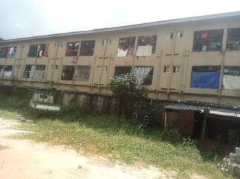60 Room Hostel All Self Contained and Filled Up By Students with Over a Plot of Land Extra, Secure Documents, Around Nekede Polytechnic, Nekede, Owerri, Imo, Hostel for Sale