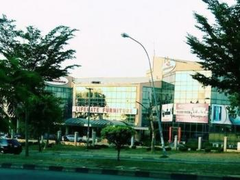 a Commercial Property Sitting on 22,000sqm Land, Zone 4, Wuse, Abuja, Plaza / Complex / Mall for Sale