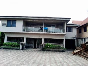 11 Rooms Duplex with 4 Rooms Boys Quarters, Located a Top Oron Street Old Gra By Aba Sports Club, Aba, Abia, Detached Duplex for Sale