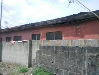 a Bungalow on at 1 1/4 Plots of Land, Agboyi Rd, Alapere, Ketu, Lagos, Block of Flats for Sale