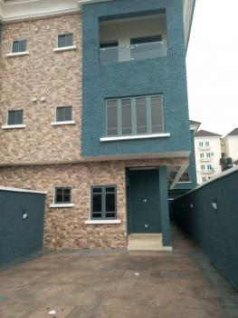 Newly Built 5bedroom Semi Detached House with Bq, Parkview, Ikoyi, Lagos, Semi-detached Duplex for Sale