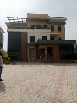 Brand New and By All Standard Excellently Finished and Furnished 5 Bedroom Duplex with B/q, Swimming Poo, Guzape District, Abuja, Detached Duplex for Sale