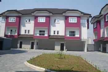 Newly Built Serviced 3 Bedroom Terraced House with Maids Room, Lekki Phase 1, Lekki, Lagos, Terraced Duplex for Rent