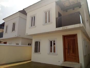 Brand New & Partly Furnished Fully Detached 4bedrooms House + Brand New Generator, Lekki Phase 1, Lekki, Lagos, Detached Duplex for Sale