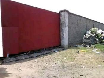 Large Commercial Land of 5,333sqm Fenced Round with Gate, Amuwo Odofin, Isolo, Lagos, Commercial Land for Sale