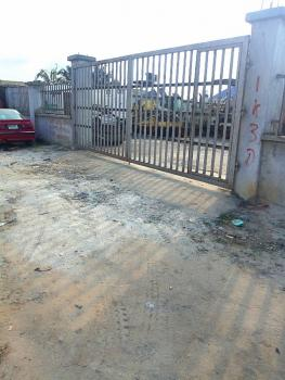 Fenced and Gated 10 Plots of Land, Main Road, Rukpokwu, Port Harcourt, Rivers, Commercial Land for Sale