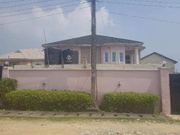 Well Located and Luxuriously Finished Four (4) Bedroom Detached House with Boys Quarter, Jakande, Lekki, Lagos, Semi-detached Duplex for Rent