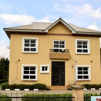 4 Bedroom Detached Duplex with Bq, Chevy View Estate, Lekki, Lagos, Detached Duplex for Rent