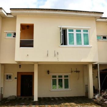 4 Bedroom Terraced Duplex, Chevy View Estate, Lekki, Lagos, Detached Duplex for Rent