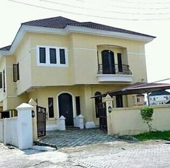 Luxury 4 Bedroom Duplex with Bq, Ajah, Lagos, Detached Duplex for Sale