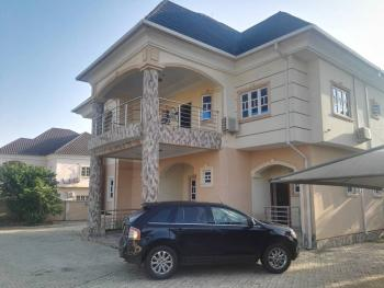 Luxurious 6 Bedroom Duplex with Self Contained Bq with Two Car Ports, Apo, Abuja, Detached Duplex for Sale