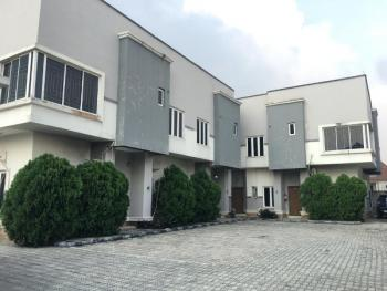 Exquisitely Finished 3 Bedroom Terrace House with Bq, Lekki Phase 1, Lekki, Lagos, Terraced Duplex for Rent