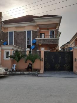 Clean 4 Bedroom Semi- Detached Duplex with Bq & Security House,, Ikate Elegushi, Lekki, Lagos, Semi-detached Duplex for Rent