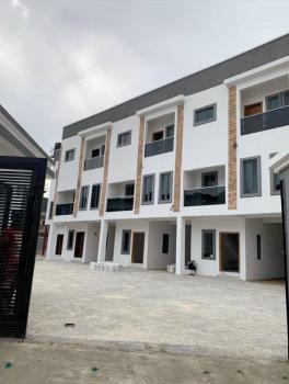 Brand New 4 Bedroom Townhouse with Bq in a Secured Estate Title: Governor's Consent, Ikota Villa Estate, Lekki, Lagos, Terraced Duplex for Sale