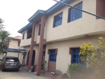 a 6 Bedroom Detached Duplex Sitting on a Full Plot of Land, New Oko-oba, Agege, Lagos, Detached Duplex for Sale