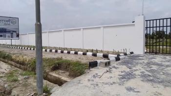 Estate Land C of O, Camber Wall Estate Is Located in The Heart of Abijo G.r.a Along The Lekki Epe Expressway.  4minutes Away From Shoprite, Sangotedo, Ajah, Lagos, Residential Land for Sale